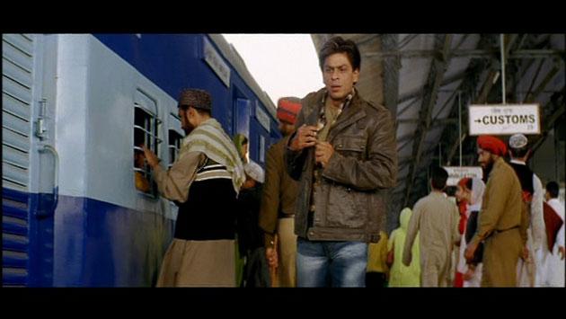 photo of SRK