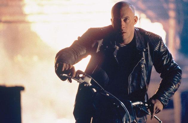 Vin Diesel in xXx photo