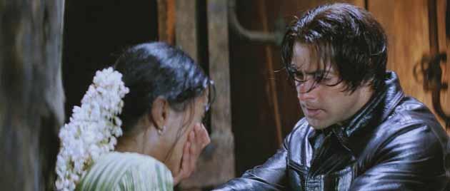 Salman Khans Leather Jacket Part 1 Raven