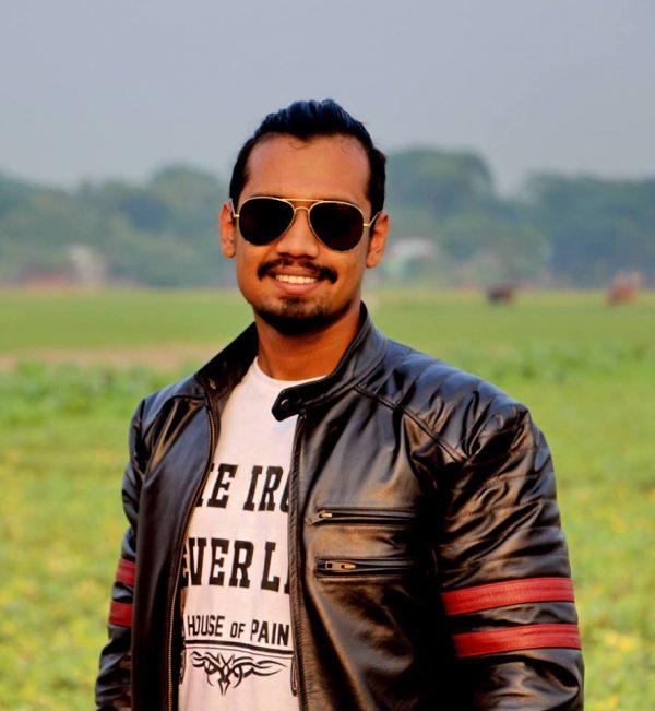 Leather Jacket Shop Market Dhaka, Bangladesh model no RA:02