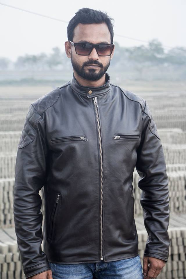 Price in Bangladesh leather jacket Photo of RR:8