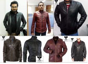 Leather Jacket, RAVEN, Bangladesh