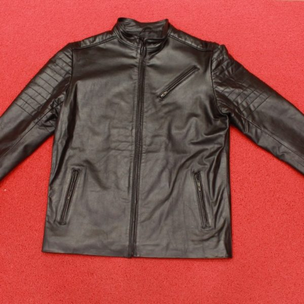 Quilted Lining Jacket Front side phoot