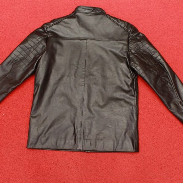 Quilted Lining Jacket Backside Photo