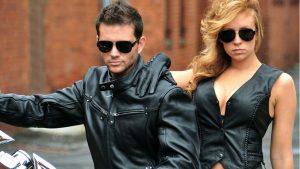Leather Jackets Ambassador for RAVEN