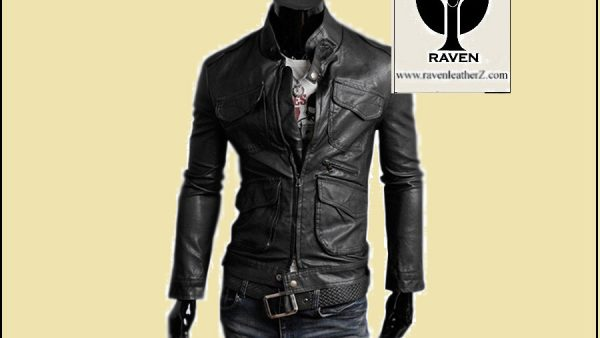 multi-pocket moto jacket RC 02 Photo