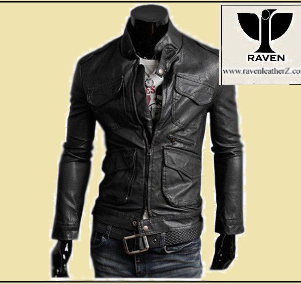 multi-pocket moto jacket RC 02 Photo