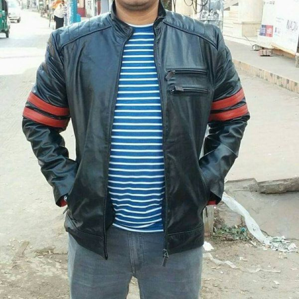 Leather jacket Price in Bangladesh RA:02