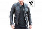 RAVEN BR:02 David Beckham's leather jacket