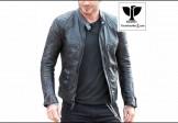 RAVEN BR:02 David beckham's leather jacket