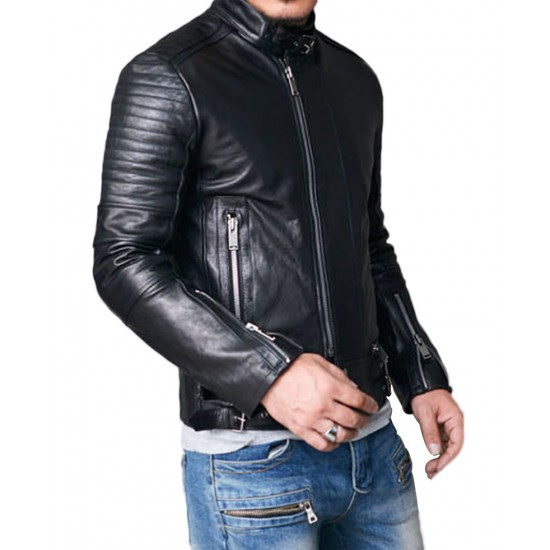 Men Leather Jackets Expensive
