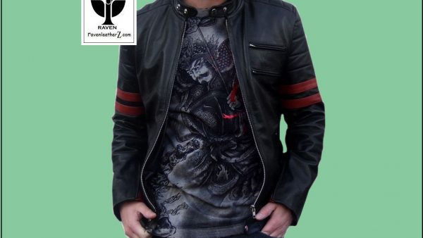Photo of stylish motor rider jacket RA:02