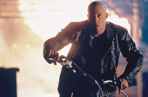 Vin Diesel in xXx photo