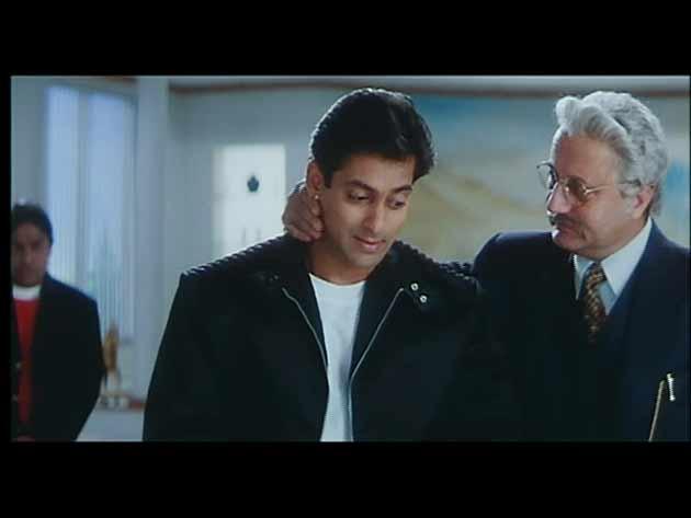 Salman photo of Jaab pyar kisise hota hain