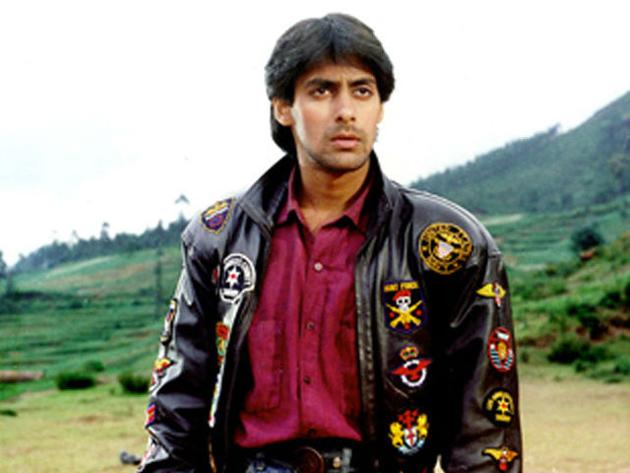Salman Photo of Maine Pyar Kia