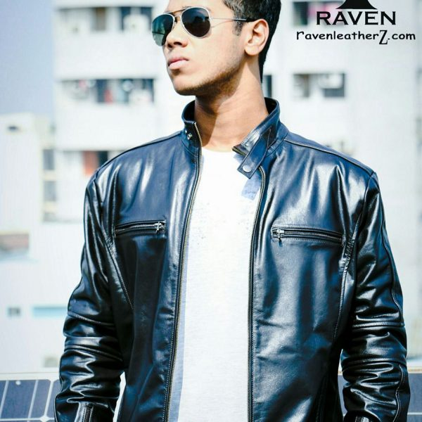 Leather Jacket Dhaka, Bangladesh model no RS:02
