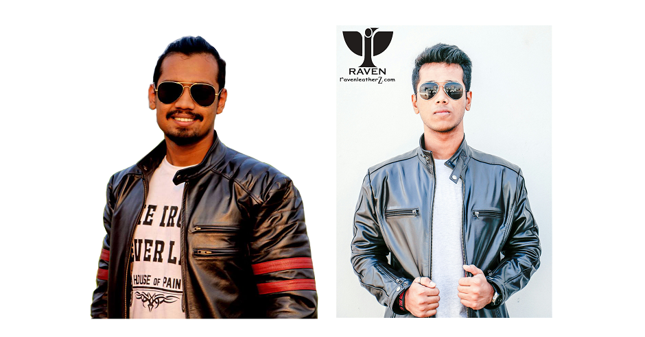 Leather Jackets of RAVEN from Dhaka Bangladesh