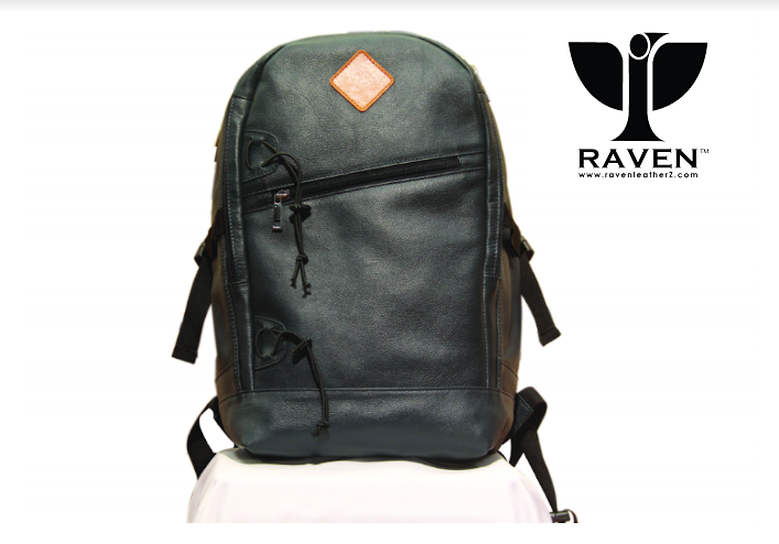 8b4b13aa143 RUB:08 Leather Backpack in Dhaka Bangladesh for Men and Women | RAVEN
