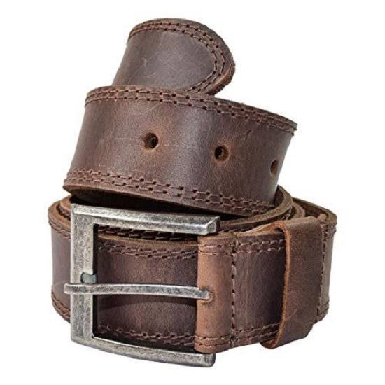 Dark-Vintage-Brown-Pin-Buckle-Leather-Belt
