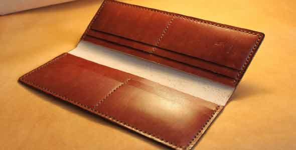 Photo of Online Leather Wallet/Money Bag shopping in Dhaka Bangladesh
