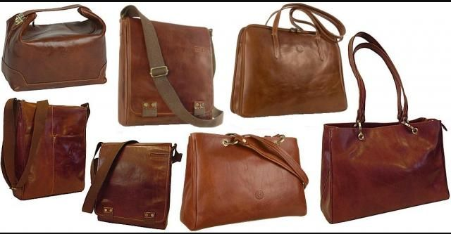 Original Ladies Leather Handbag/Purse