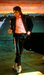 Michael Jackson Leather Jacket Photo