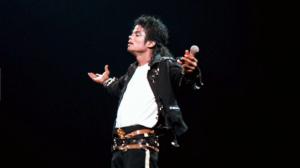 Michael Jackson Leather Jacket Photo