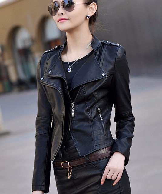 Cropped Slim Jacket for Women