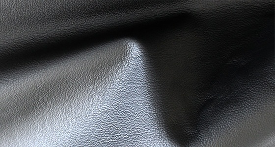 Image of Semi Aniline Finished Leather