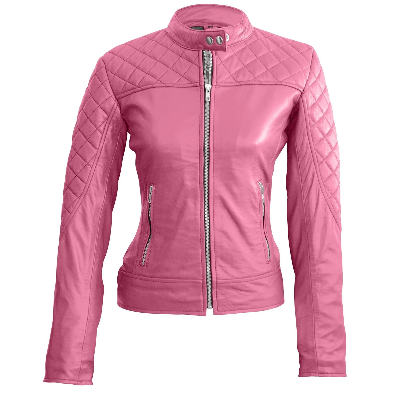 Women_Pink_Quilted_Genuine_Leather_Jacket