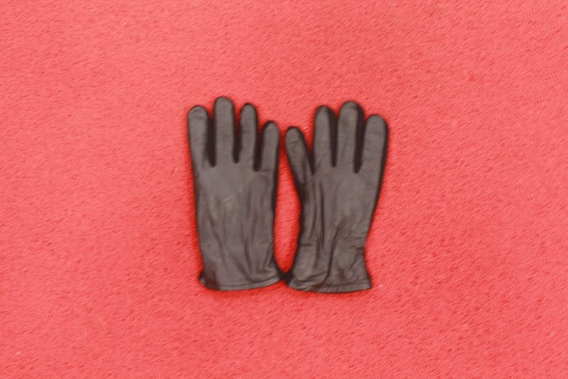 Photo of Original Full Leather Gloves For Motorcycle Riders
