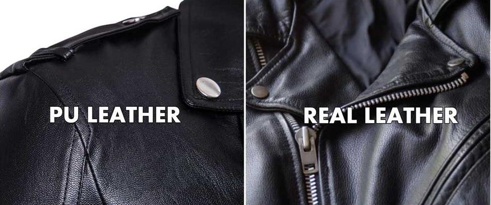 PU Leather Vs. Genuine Leather Identification