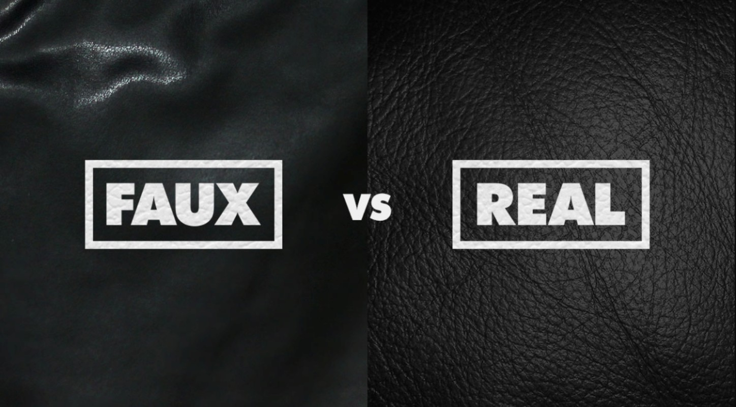 Photo of PU Leather vs Genuine Leather