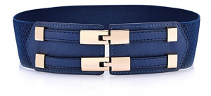 Dark Blue Ladies leather belt buy online in Dhaka Bangladesh