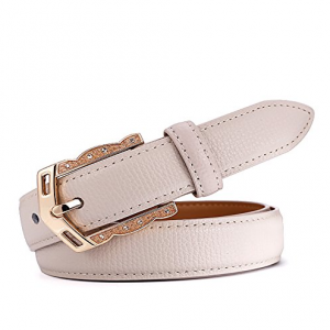 Light Pink Ladies leather belt buy online in Dhaka Bangladesh