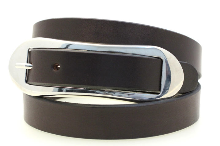 Photo of Dark Brown Leather Ladies Belt in Dhaka Bangladesh