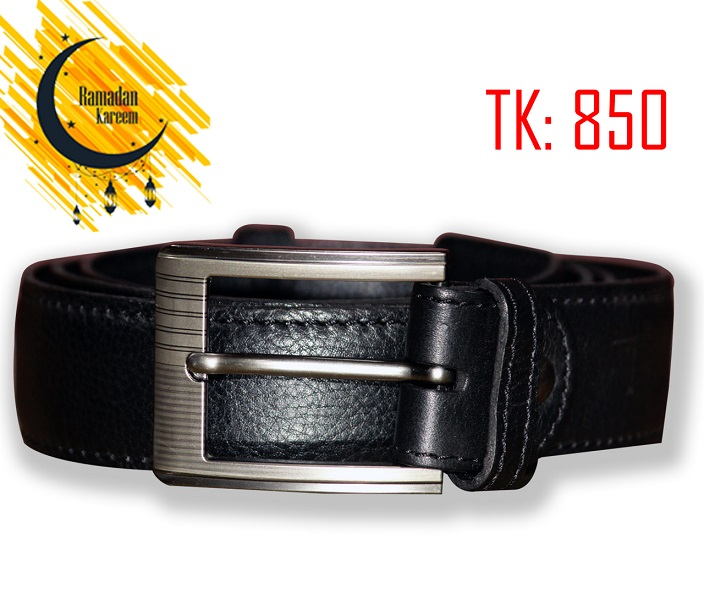 RAVEN Leather Belt 02