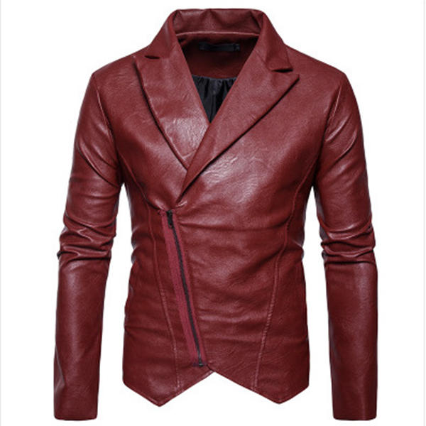 Blazer Style Slim Fit Jacket