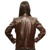 Lather Leather Jacket Backside, Dhaka Bangladesh By RAVEN