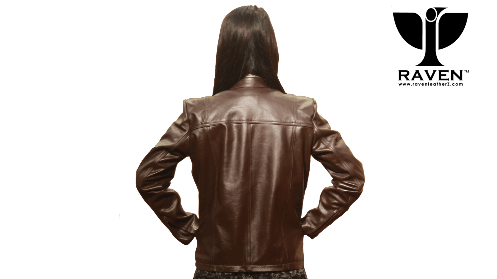 Lather Leather Jacket Backside, Dhaka Bangladesh By RAVEN