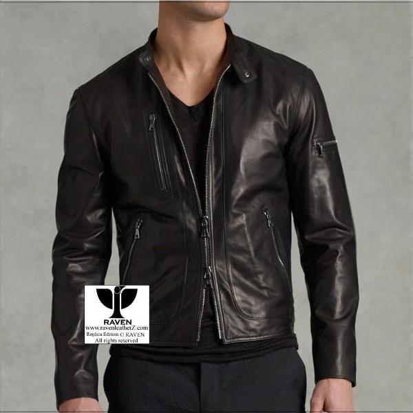 Types of Jacket in Bd: Men's Genuine Leather Short Length Jacket