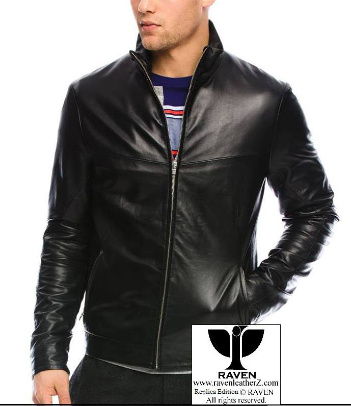 Types of Jacket in Bd: RS04 Men's Genuine Leather Party Jacket