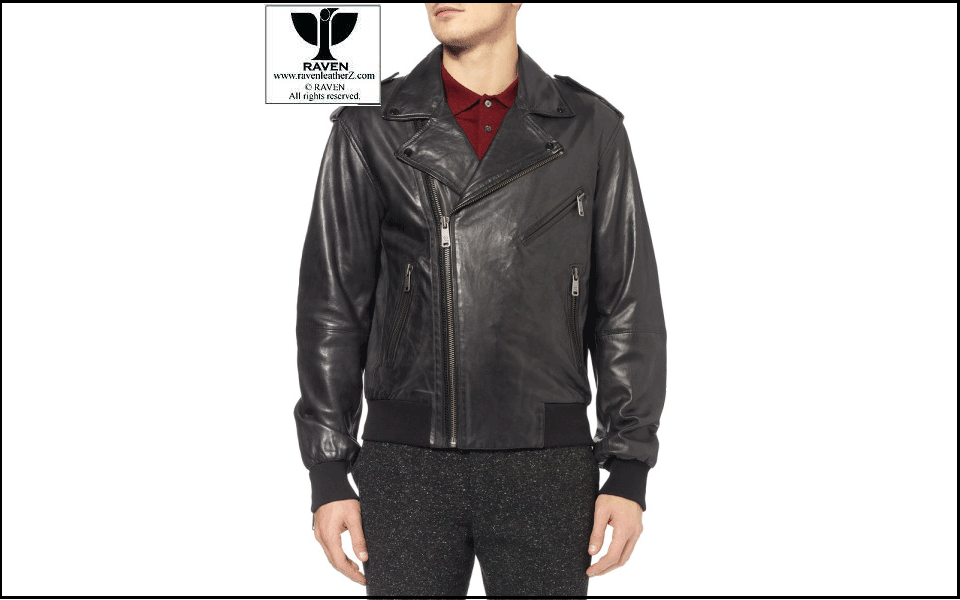 Types of Jacket in Bd: RW04 Mens Genuine Leather Classic Mot
