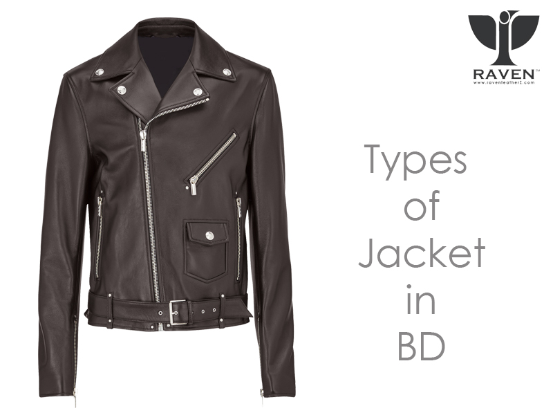 Types of Jacket in Bd Cover Photo