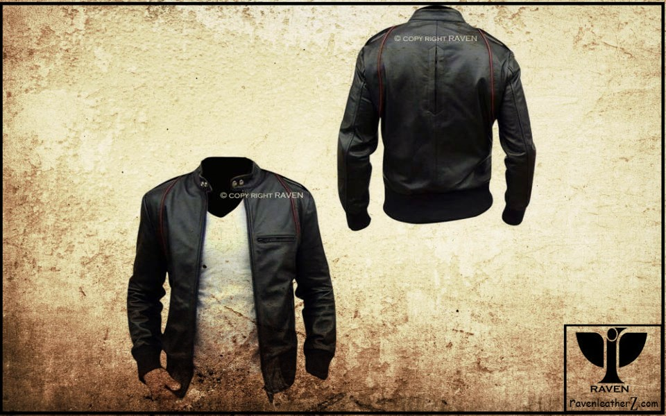 Biker Jacket in Bangladesh Front Side 005