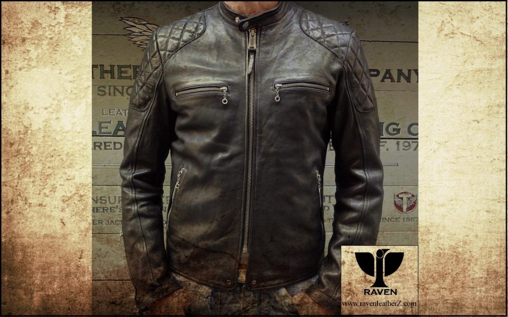 Biker Jacket in Bangladesh Front Side 02