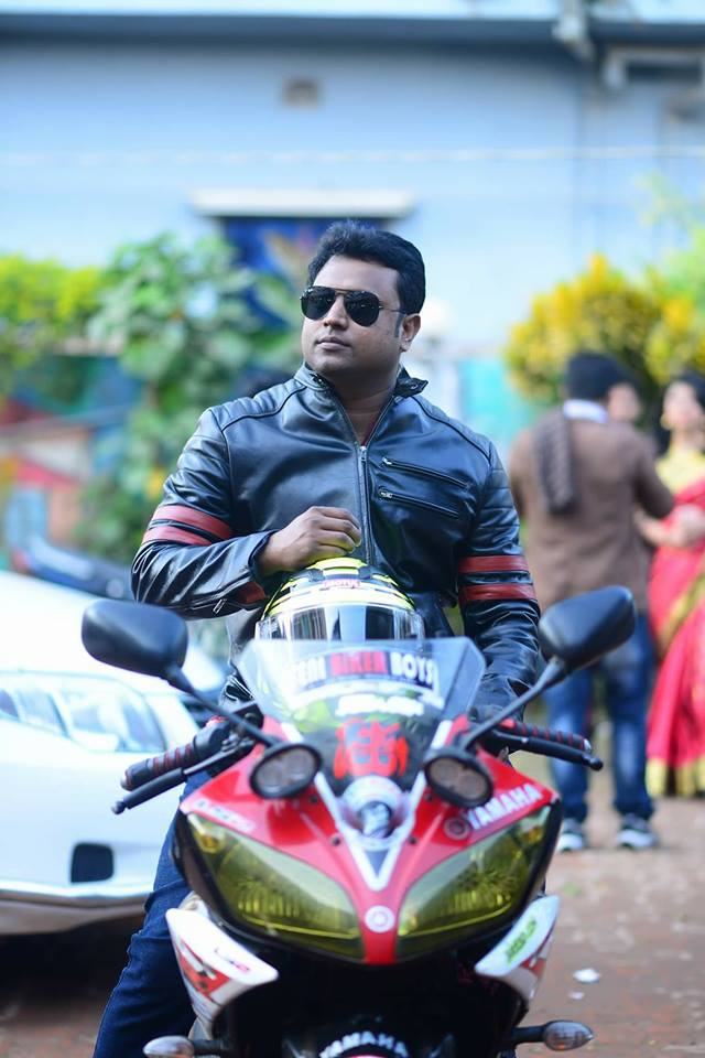 RA-02 Stylish Motor Rider Jacket ( Winter 2018-2019 )