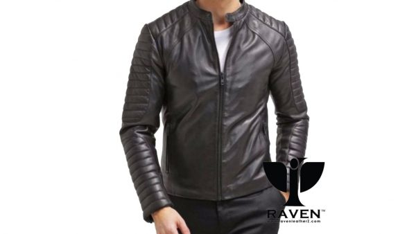 RE-06 Full Arm Quilted Jacket Front Side
