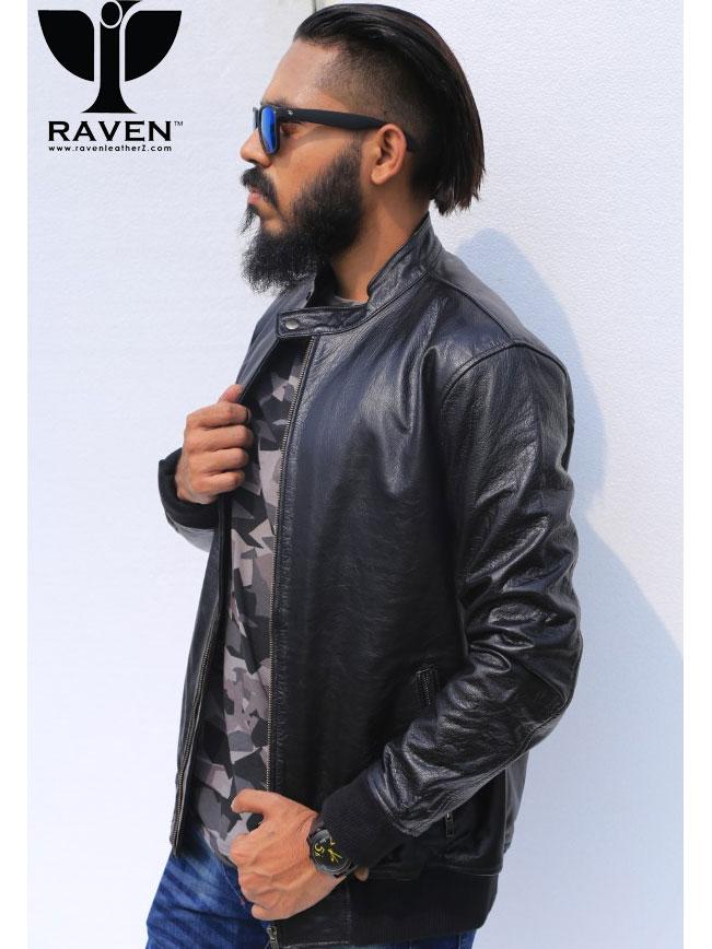 Black-Stylish-Bomber-Jacket
