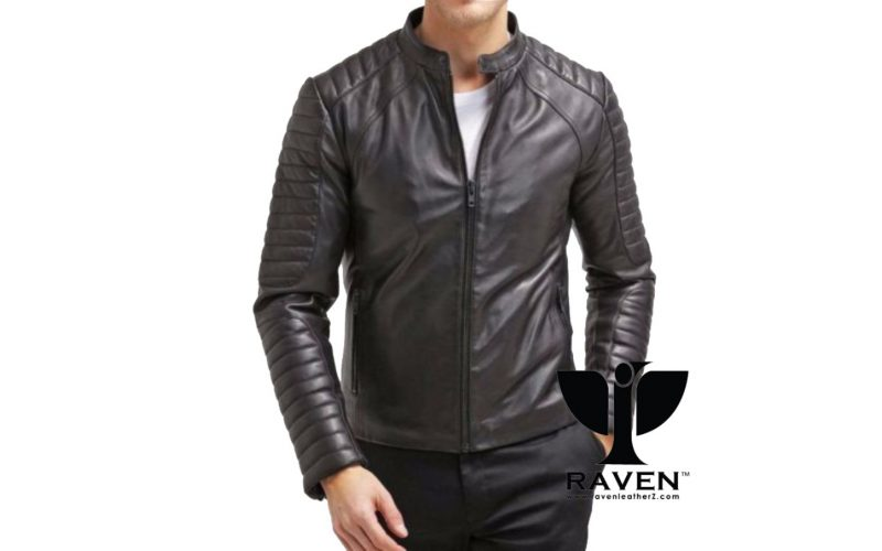 RE-06 Full Arm Quilted Jacket Front Side ( Winter 2018-2019 )